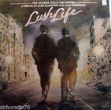 GEORGE GOLLA ORCHESTRA Lush Life OZ LP Tribute Duke Ellington Billy Strayhorn