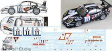 "1/43 décalque Porsche 911 gt3 rs ""Raffay"" 24 H Nurburgring 2002"