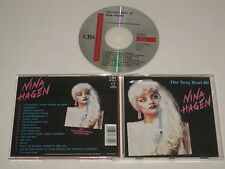 NINA HAGEN/THE MUY BEST OF NINA HAGEN(CBS/467339 2)CD ÁLBUM