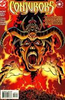 Conjurors #3 - Magic and Machine Comic Book - DC