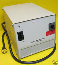 AAA Power System Co C3002A0100T1 2.0 kVA 16.6 Amp Constant Power 3 Transformer