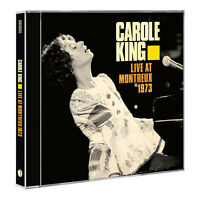 Carole King - Live at Montreux 1973 - New CD - Pre Order - 31st May