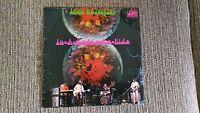 "Iron Butterfly in-A-Gadda-da-Vida LP 12 "" G + Spanisch Ed Ersten Press"