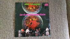 "IRON BUTTERFLY IN-A-GADDA-DA-VIDA LP 12"" G G+ SPANISH ED FIRST PRESS"