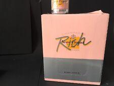 6x Veuve Clicquot 'Rich' Rose Champagner Flasche 0,75l 12% Vol Kiste Champagne