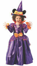 Minnie Mouse Witch Deluxe Child Costume. Disney Halloween dress up. Book Week