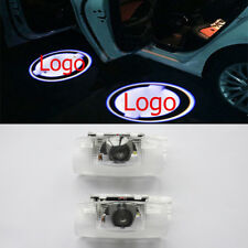 2 x LED Laser Projector Logo Door Welcome Ghost Courtesy Shadow Light for Nissan