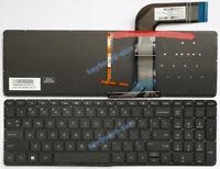 New for HP 17-p000 17-Pxxxxx,17-p120wm 17-p121wm 17-p147cl keyboard US backlit
