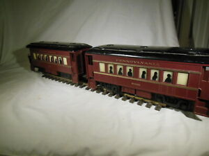 Lionel Large Scale Pennsylvania Coach and Observation lights G Scale