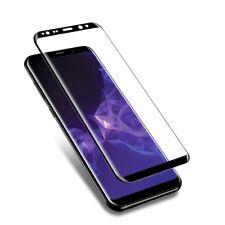 Panzerglas Samsung Galaxy S9 3D VOLLBILD GLAS DISPLAY SCHUTZFOLIE MIT RAHMEN