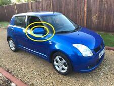 NEW Suzuki SWIFT Wing Mirror Back Cover Cap RIGHT DRIVER 8471A-62JA0-ZCG BLUE