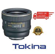 Tokina 35MM Macro AF (Nikon) F/2.8 DX lente TOK117 (Reino Unido stock)