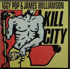 "IGGY POP & James Williamson - Kill City 10"" EP"