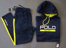 Ralph Lauren Polo Sport Tech Fleece Active Track Suit Size XXL Blue Genuine NWT