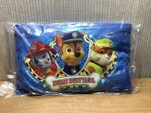 Paw Patrol Cushion 14 X 8 Inch Retangluar Pillow Collectable Soft Toy Kids NEW