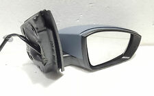 VW POLO 2009-2014 Door Mirror Electric Heated Primed Driver Side  6R1857508K