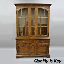 Oak Antique China Cabinets