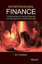USED (LN) Entrepreneurial Finance: Fundamentals of Financial Planning and Manage