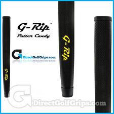 Feeltec G-Rip Big Wave Midsize Pistol Putter Grip - Black + Tape