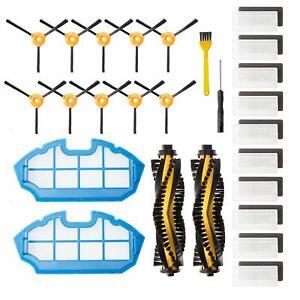 Replacement Parts for EcoVacs Deebot N79, N79S, N79SE, N79W, N79W+, Deebot 500