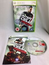 Splinter Cell Conviction Shadow Edition Xbox 360 Game