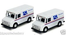 "2 x 4.5"" truck USPS United States US Postal Service mail delivery diecast model"