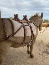 Sawbuck Pack Saddle Horse Mule