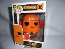 Figurine - Pop! Games - Pac-Man - Clyde - Vinyl - Funko