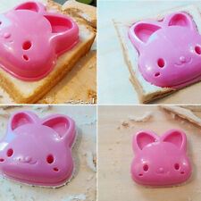 Cookie Cake Mold Cutter Home Tool Mould Practical Rabbit Shaped Sandwich Bread