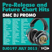 DMC DJ Only 197 Promo Chart Music Disc for DJ's - Double CD