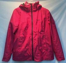 Marmot Women's Lindsey Component Snow Ski Jacket Bright Rose Pink Large NEW