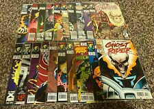 ORIGINAL GHOST RIDER 1-20 1992 MARVEL COMICS COMPLETE LOT