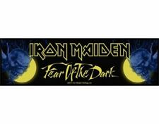 Official Iron Maiden - Fear Of The Dark Strip - Sew On Patch