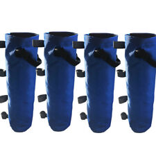 Blue Monoshock Sand Weight Bag For Pop Up Canopy Instant Trade Show Gazebo Tent