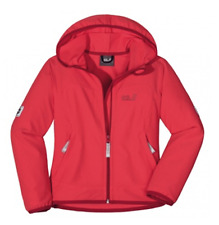 Jack Wolfskin Jacke Turbulence Jacket Girls hibiscus Größe 152 NEU