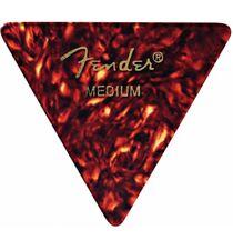 Fender - Médiator celluloïd FORME 355 Medium - pack de 12 médiators guitare