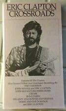 Eric Clapton Crossroads CD 4-Disc Box Set Cream Yardbirds Blind Faith MINT