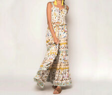 New listing Z & L Europe Boho Button Up Maxi Skirt $175