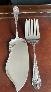 """Sterling Frank Smith WOODLILY   FORK  7 3//8/"""" No Mono"""