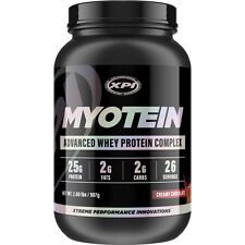 Myotein Whey Protein Powder 2lb Chocolate -BUILD MUSCLE Whey Protein Concentrate