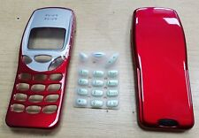 20 x New For Nokia 3210 Front & Back Fascia Housing Cover + Keypad Red
