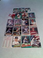 *****Terry Mulholland*****  Lot of 125+ cards.....62 DIFFERENT