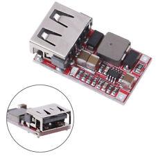 Dc 6-24V 12V/24v to 5V 3A Usb output charger step down power module mini mod Vv