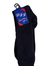 School Socks Long Length 3 pairs pack 4 colour options