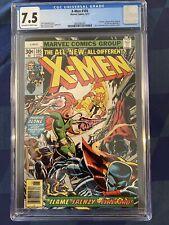 Uncanny X-Men #105 - CGC 7.5 - Firelord