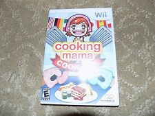 Cooking Mama: Cook Off (Nintendo Wii, 2007) FREE USA SHIPPING