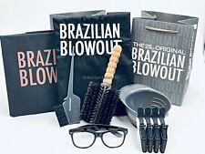 Brazilian Blowout Original Smoothing Solution Keratin Treatment Accessories