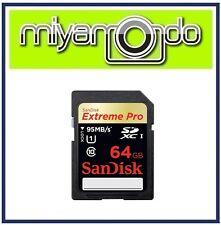 SanDisk Extreme PRO 64GB SDHC Memory Card