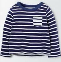 NEW IN Baby Boden Boys Reversible  Jersey Tops TShirts 0-4Yrs