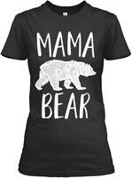 Fashionable Mama Bear - Gildan Women's Tee T-Shirt Gildan Women's Tee T-Shirt